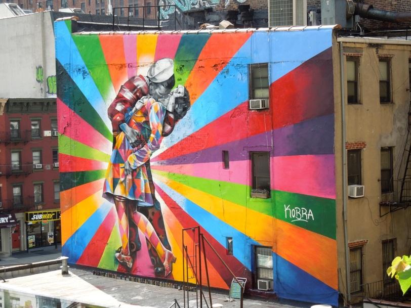 kobra-mural