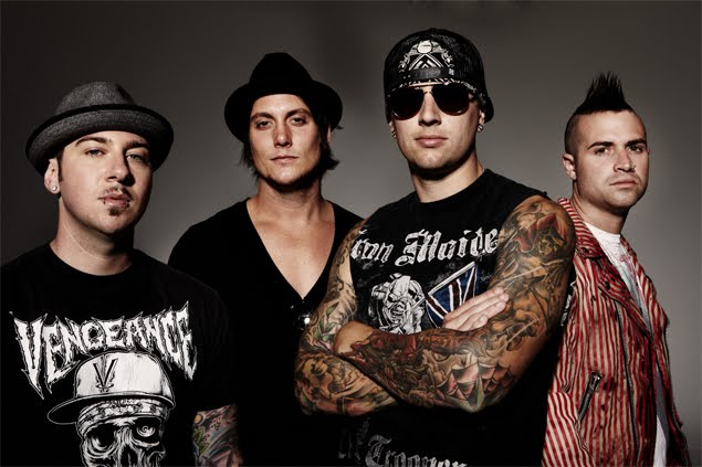 avenged sevenfold rock in rio 2013