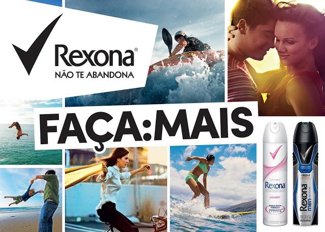 Campanha Rexona Faça Mais 2013