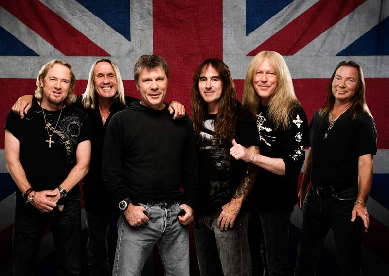 iron maiden uk tour 2011